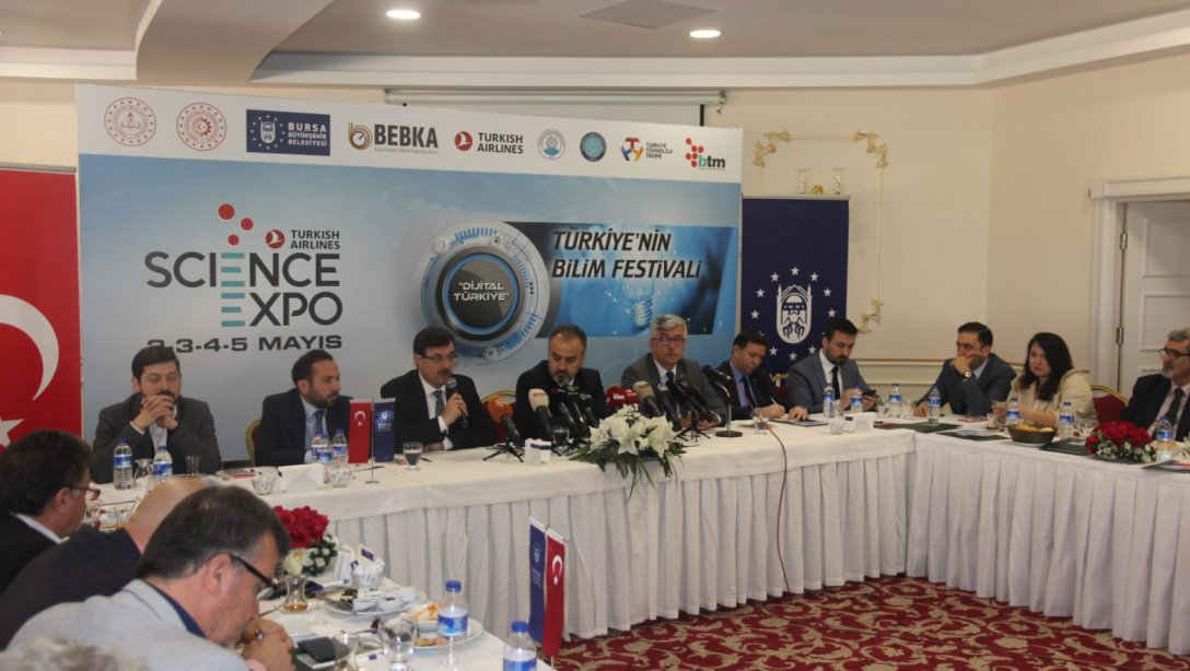 8. SCIENCE EXPO BASIN TOPLANTISI